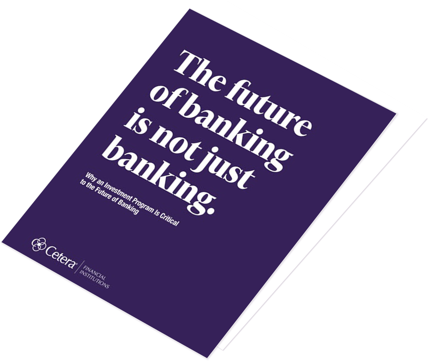 Why An Investment Program Is Critical to the Future of Banking